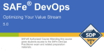 SAFe DevOps SDP