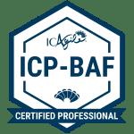 ICAgile Business Agility Foundation ICP-BAF